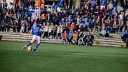 SESONGEN AVLYST: Både spillere og publikum går glipp av fotballsesongen 2020, der Trauma ikke får kommet i gang med A-lagspill i tredjedivisjon i år. Arkiv
