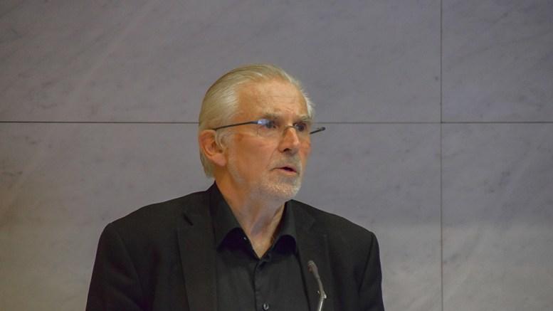 STERKE ORD: Rådmann Harald Danielsen mener Alf M. Sandberg bruker sterke ord i sin kronikk i Lokalavisen Geita. Arkivfoto
