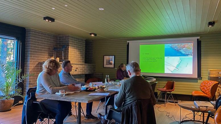 MØTEKRITIKK:Nasjonalparkforvalter Jenny Marie Gulbrandsen avviser fullstendig kritikken som er reist mot at nasjonalparkstyret har holdt styremøte på Canvas Hove. Det er bare et av mange styremøter som har vært holdt i lokalene til lokalt næringsliv. Foto: Esben Holm Eskelund
