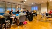 FÅR PLANSKRYT: Arendal kommune får skryt av Fylkesmannen i Agder for å være første kommune som lager plan for samfunnssikkerhet og beredskap. Foto: Esben Holm Eskelund