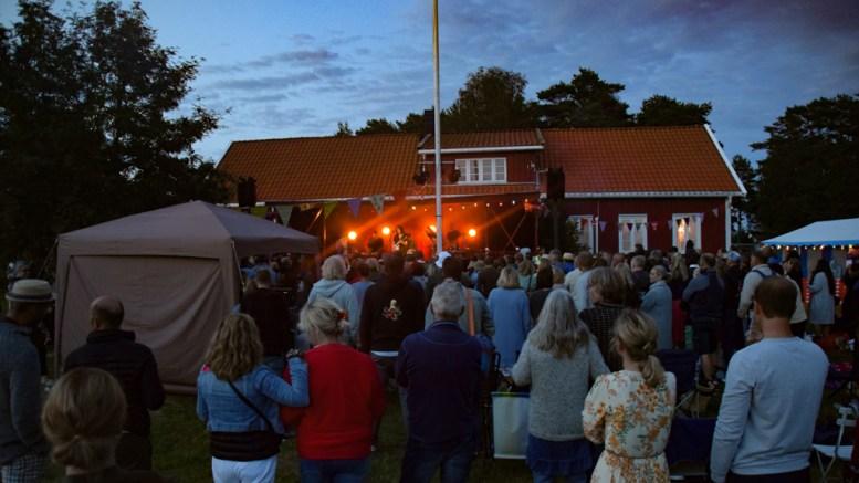 KOMPENSASJON: Studio Spornes får kompensasjon for tapte arrangørinntekter. I fjor besøkte 2.400 personer festivalen på Tromøy over tre dager. Arkivfoto