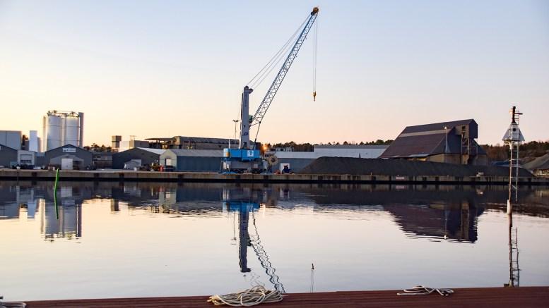OPPSKALERING: Havnestyret ble orientert om havneforetakets arbeid med en masterplan for utvikling av havnevirksomheten på Eydehavn. Arkivfoto