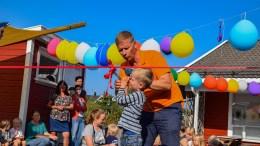 FABAKKEN BESTÅR: Bystyrets flertall har vedtatt at Fabakken barnehage videreføres. Det er også vedtatt at Marisberg barnehage skal bygges. Arkivfoto