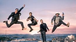 FESTIVALSOMMER: Tromøyfestivalen skulle egentlig hatt sin debut i fjor, nå forsøker Arendal Herregaard seg igjen og har blant annet Stavangerkameratene på plakaten. Pressefoto