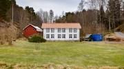 DYBDAL: I Dybdalsbukta øst for Kongshavn finner du Dybdal, hvor det har vært registrert folk i rundt 400 år. Arkivfoto