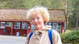ØNSKER GRANSKING: Bystyrerepresentant Kristina Stenlund Larsen (Sp) stiller spørsmål til ordføreren om ikke Hove-saken bør granskes og at saken bør overlates til en settekommune. Arkivfoto