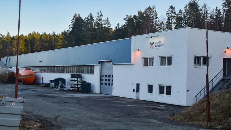 BLÅ REGNSKAPSTALL: Viking Norsafe leverte blå tall for 2020, til tross for et lavere salg, som følge av koronasituasjonen. Arkivfoto