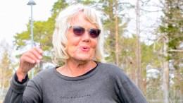 HAR GÅTT BORT: Turid Sørsdal (80) bisettes i Flademoen kretslokale mandag. Foto: Esben Holm Eskelund