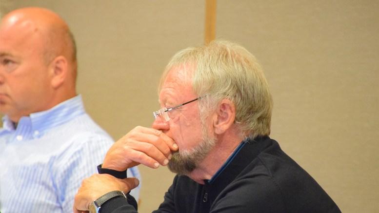 BARNEHAGEKONTAKT: Thore Kristian Karlsen (Hovelista) er enstemmig valgt til å sitte i samarbeidsutvalget for barnehager i Tromøy barnehageenhet. Foto: Esben Holm Eskelund