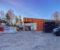 SNART ÅPNINGSKLART: Coop Extra på Kongshavn nærmer seg ferdigstillelse, etter å ha vært under bygging i over et halvt år. Foto: Esben Holm Eskelund
