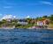 MARSTRAND: Mellom Bukta og Klomra finner du Marstrand. Foto: Esben Holm Eskelund