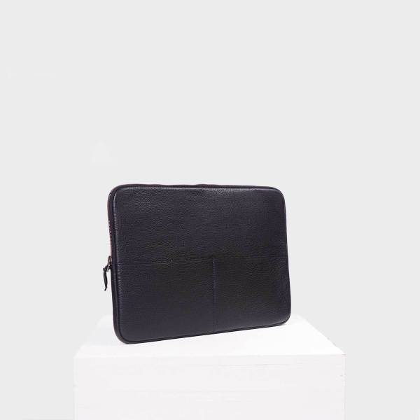 monsak Leren laptop sleeve