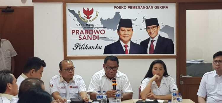 Posko Pemenangan Gerakan Kristiani Indonesia Raya di Jakarta Diresmikan