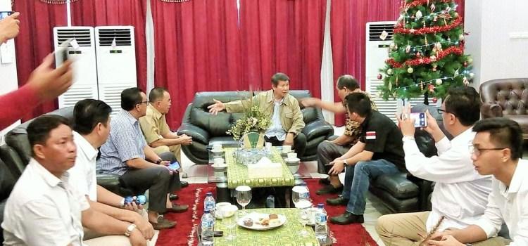 Besok, Hashim dan Ketum GEKIRA Hadiri Perayaan Natal 2018 DPD Gerindra Sulut