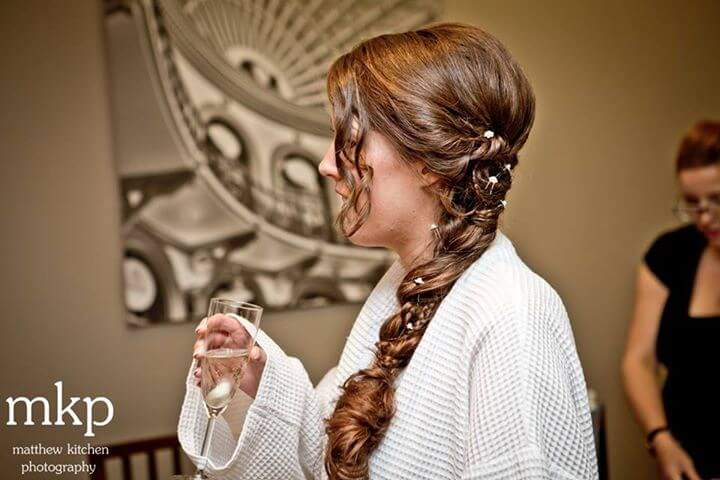 wedding Braid Hairstyle