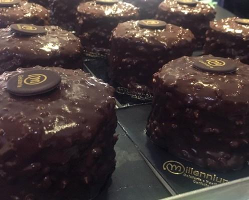 Semifreddo al cioccolato - Gelateria Millennium, non solo gelati