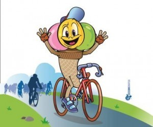 gelato bici rid