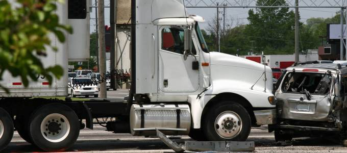 Truck Accident Connell Law Firm