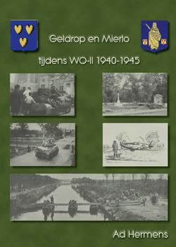 Boek Geldrop-Mierlo tijdens WO-II
