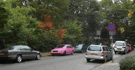 Parkeerverbod aan de Adm. Byrdstraat