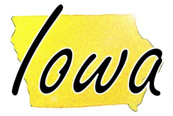 """Obrigado, Iowa!"""