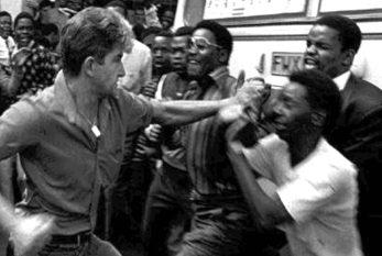 A política do apartheid