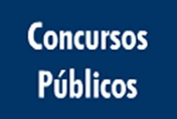 Concurso Público  -  de 29/05 a 05/06