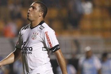 """Ronaldo :""""Não vou voltar pra Europa, quero ficar no Brasil"""""""