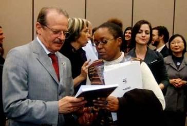 Relatório Violência Racial é entregue ao ministro da Justiça Tarso Genro