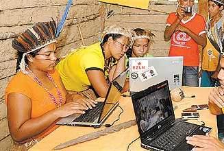 Portal que conecta 24 etnias ganha fôlego com produções audiovisuais