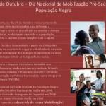 Mobilização Nacional Pró-Saúde da População Negra