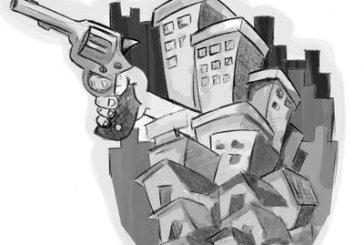 Tráfico, favelas e violência