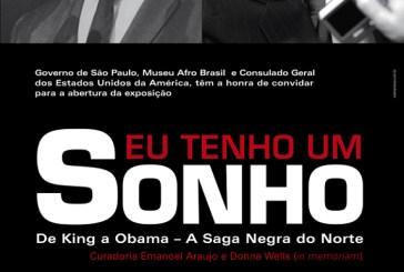 SÃO PAULO: Museu Afro - Eu Tenho Um sonho