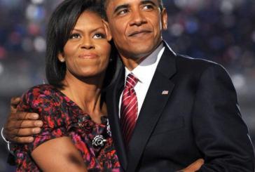 Admiração e inveja do romance do casal Obama