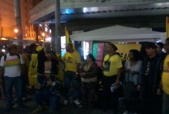Comitê realiza Ato Contra o Genocídio da População Negra em São Paulo