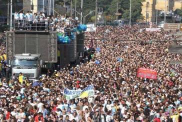Marcha para Jesus vira ato contra união homoafetiva