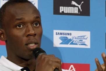 Mais confiante, Usain Bolt quer voltar a surpreender o mundo em Paris