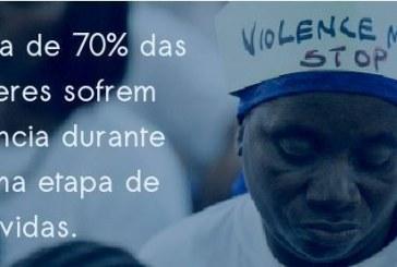 Atletas do Brasil se unem pelo fim da violência contra as mulheres e meninas durante os Jogos Rio 2011