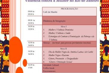 II Seminário de Estratégias de Prevenção à Violência contra a Mulher no Rio de Janeiro
