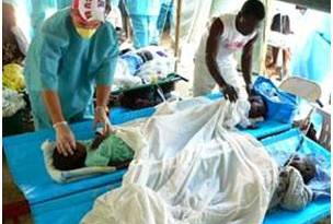 The New York Times destaca trabalho de Cuba na luta contra a cólera no Haiti