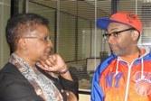 """Spike Lee entrevista a Ministra da Igualdade Racial Luiza Bairros para documentário """"Go Bazil Go!"""""""