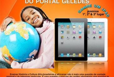 Concurso de planos de aula – Geledés comemorará os 10 anos da lei 10639/2003