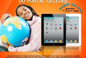 Concurso de planos de aula - Geledés comemorará os 10 anos da lei 10639/2003