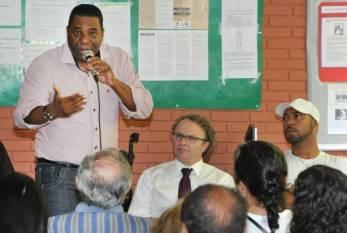 Racismo: política pública se faz ouvindo as pessoas, diz Netinho