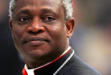 Cardeal Turkson defende que homossexualidade é crime