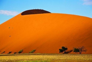 Plano de Aula – Desertos Africanos: Saara, Kalahari e Namib