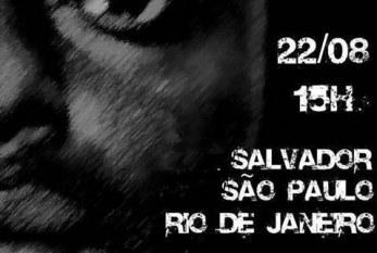 Manifestação em São Paulo pede fim da violência contra jovens negros e pobres