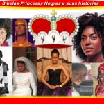 Realeza Africana: 8 belas princesas negras