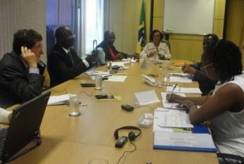 Ações afirmativas, como a igualdade racial, são assunto de audiência de comitiva sul-africana com a SEPPIR