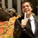 """""""Rede Globo, fantástico é o seu racismo!"""""""
